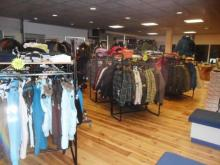 Foto outlet store Boudrie Wintersport